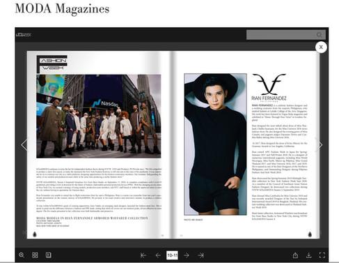 The Industry Magazine - NYFW hiTechMODA Season 4
