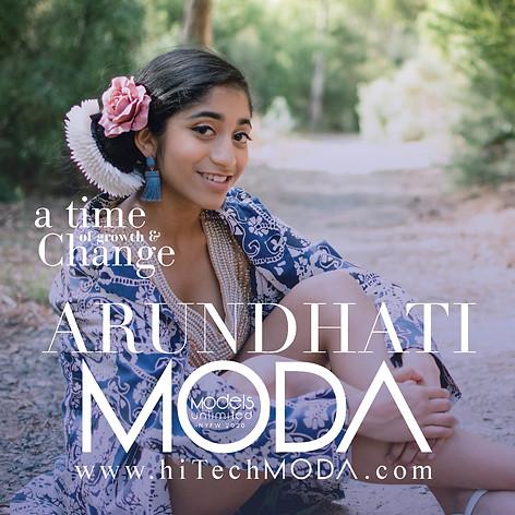 MODA MODEL Arundhati Banerjee