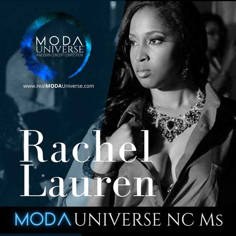 Rachel Lauren (Ms)
