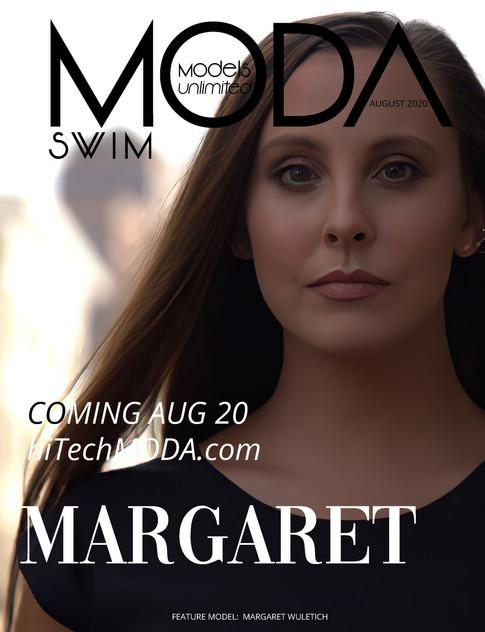 Moda Model Margaret