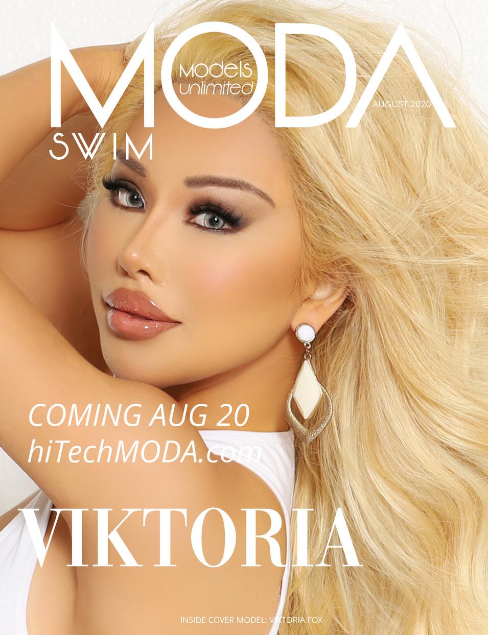 Moda Model Viktoria