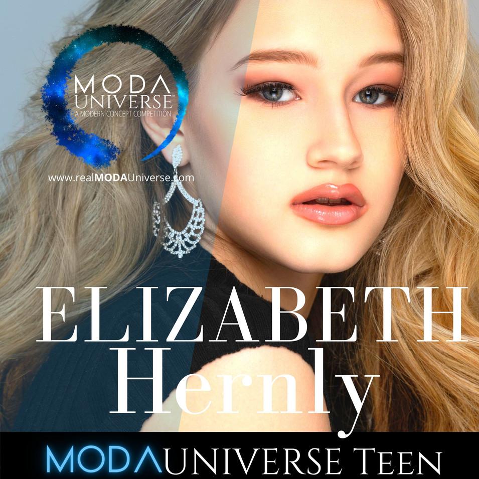 Elizabeth Hernly (Teen)