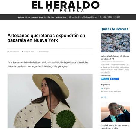 El Heraldo de Puebla