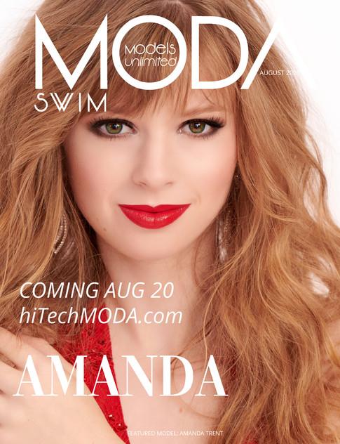 Moda Model Amanda