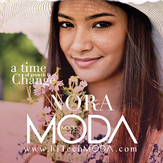 MODA MODEL Nora Howard