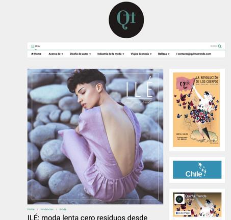 Season 3 MOLA Designer ILÉ - quintatrends.com