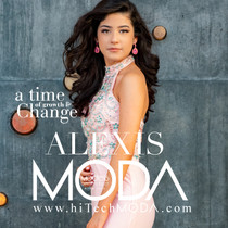 MODA MODEL Alexis Miranda