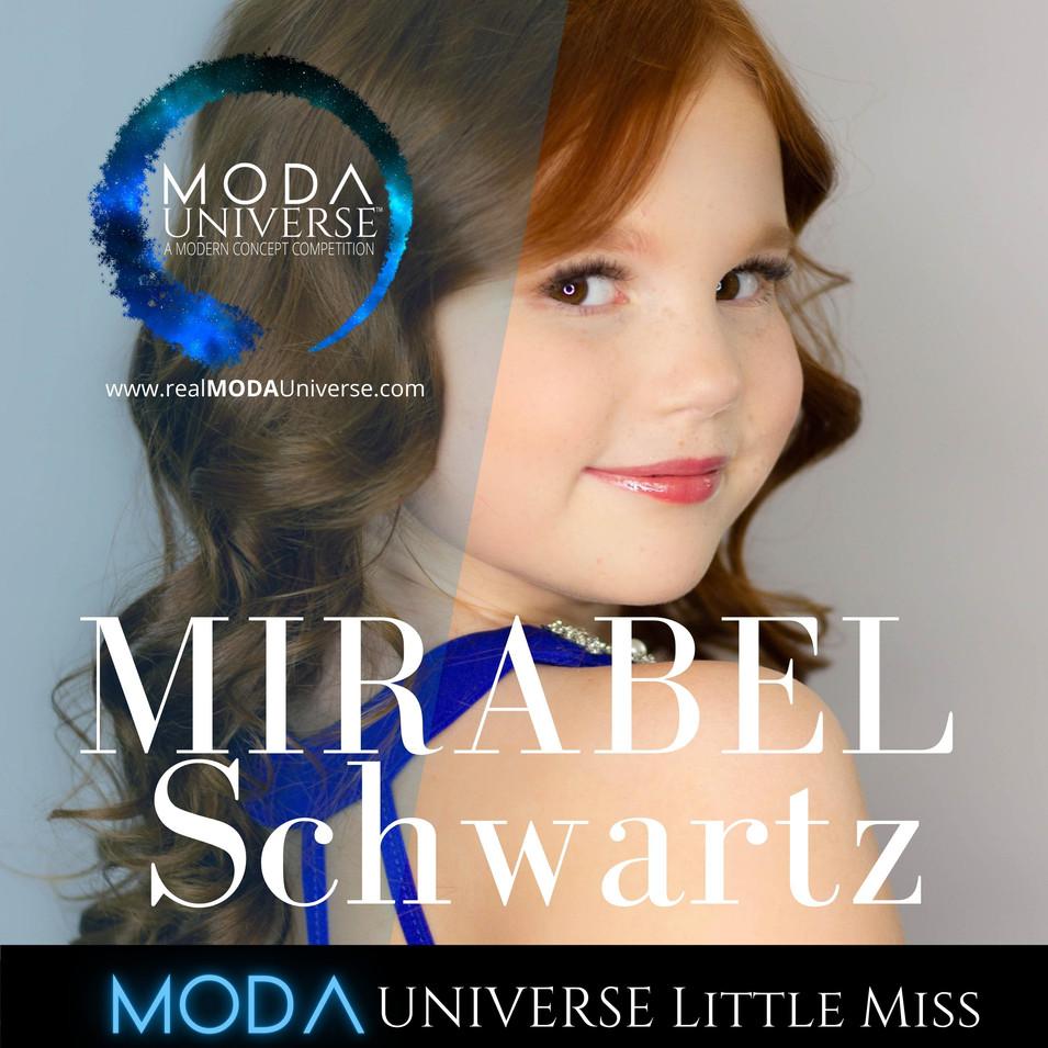 Mirabel Schwartz (Little Miss)