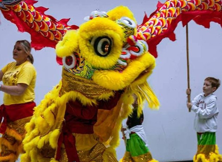 Ecology of the Dancing Chinese Lion