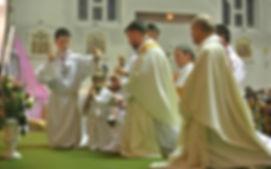 Servants d'Autel - Paroisse Saint-Hilaire de La Varenne