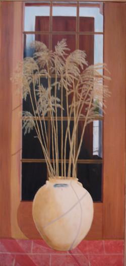 Jug with Marsh Grasses II_edited