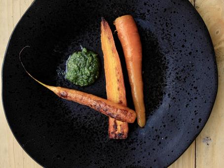 Karotten Pesto