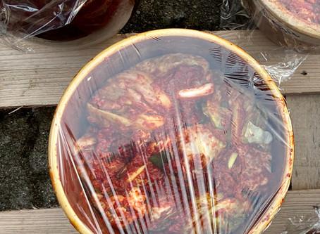 Spitzkohl Kimchi