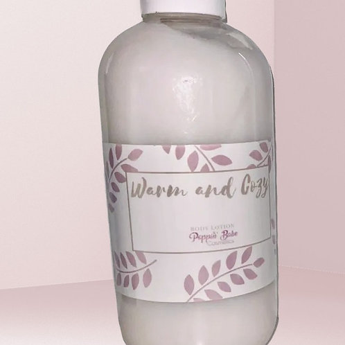 Warm And Cozy Body Lotion