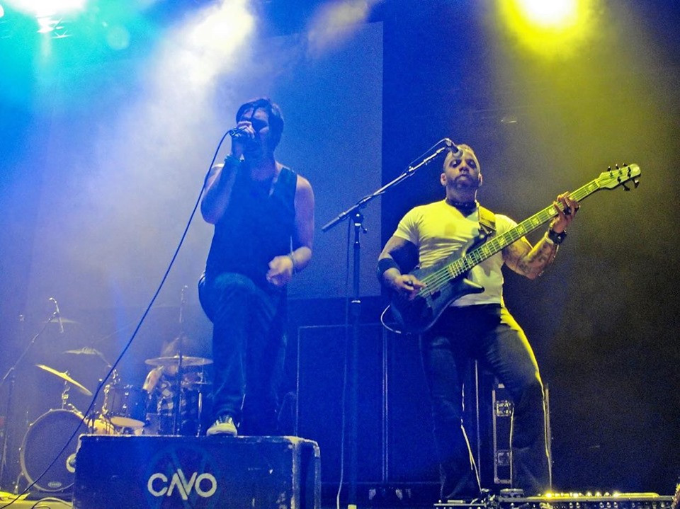 """""""Cavo is an American hard rock band from St. Louis, Missouri. Because of their sound and musical influences, they are sometimes classified as post-grunge."""" - Wikipedia"""