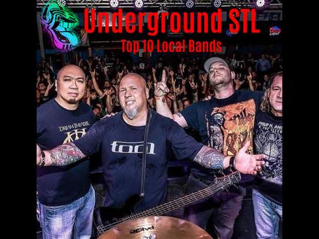 Underground STL's Top 10 Local Bands!