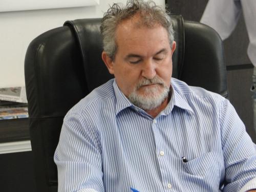 Infecção do ex-prefeito Bongiorno recua em 97%, segundo os médicos