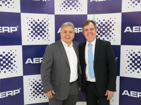 Diretor da Cia FM lamenta o falecimento do presidente da AERP, Michel Micheleto