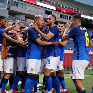 Com a queda da Argentina, Brasil é representante do Continente no futebol masculino