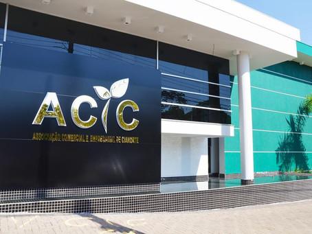 Que em 2021 a ACIC resgate  sua história de bons tempos