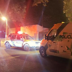 Polícia prende 17 pessoas durante festa com aglomeração em Cianorte