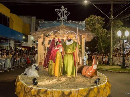 Período natalino em Cianorte terá lançamento em forma de carreata em Cianorte