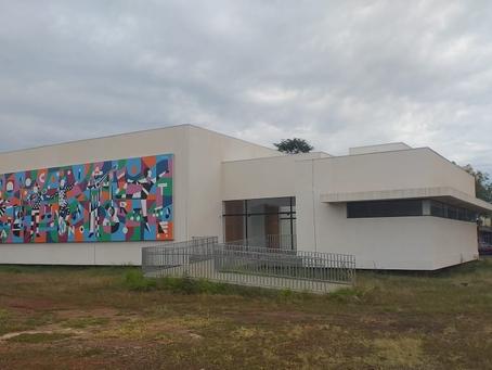 Centro Cultural: Um elefante branco em Cianorte. Obra iniciada sem prazo para terminar