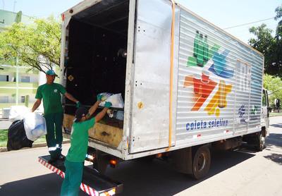 Três caixas pretas em Cianorte: Iluminação pública, coleta de lixo e limpeza pública