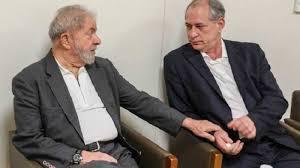 Ciro Gomes e Lula juntos em 2022?