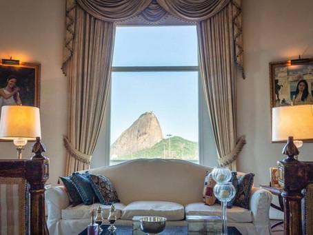 """""""Briga"""" para comprar apartamento  de R$ 65 milhões no Rio de Janeiro"""