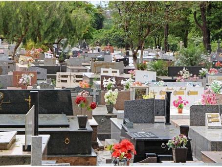 Já sei quem será o novo administrador  do Cemitério de Cianorte