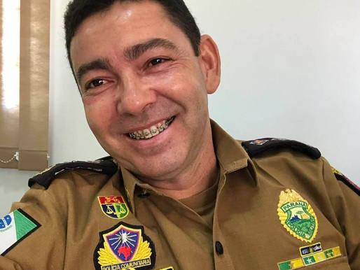 Major Balbino comandante da 5ª CIAPMPR será o sabatinado na Revista Cia FM de hoje