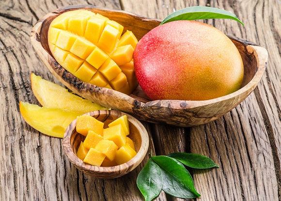Fresh Florida Mangoes  Medium Box