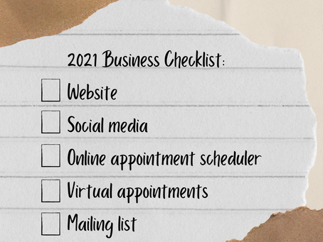 Get your Business 2021 Ready!