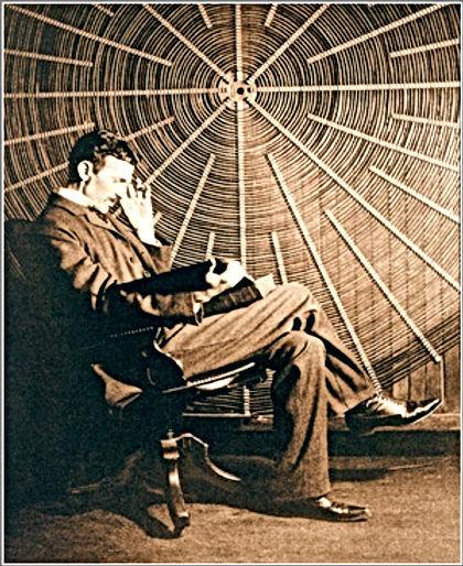 Nikola Tesla pemf800