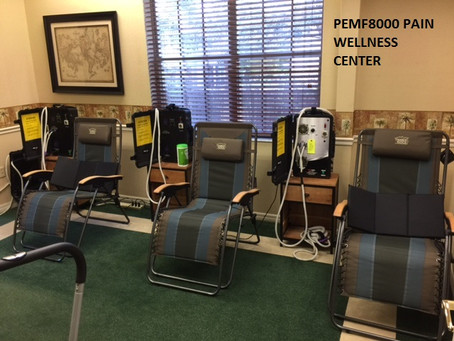Why the PEMF 8000? | New Pulsed Electromagnetic Wellness Therapy | Leading Edge Technology Available