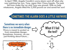 Understand Your Child's Anxiety (Infographic)