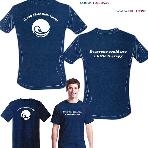 OSB Navy Blue T-Shirt