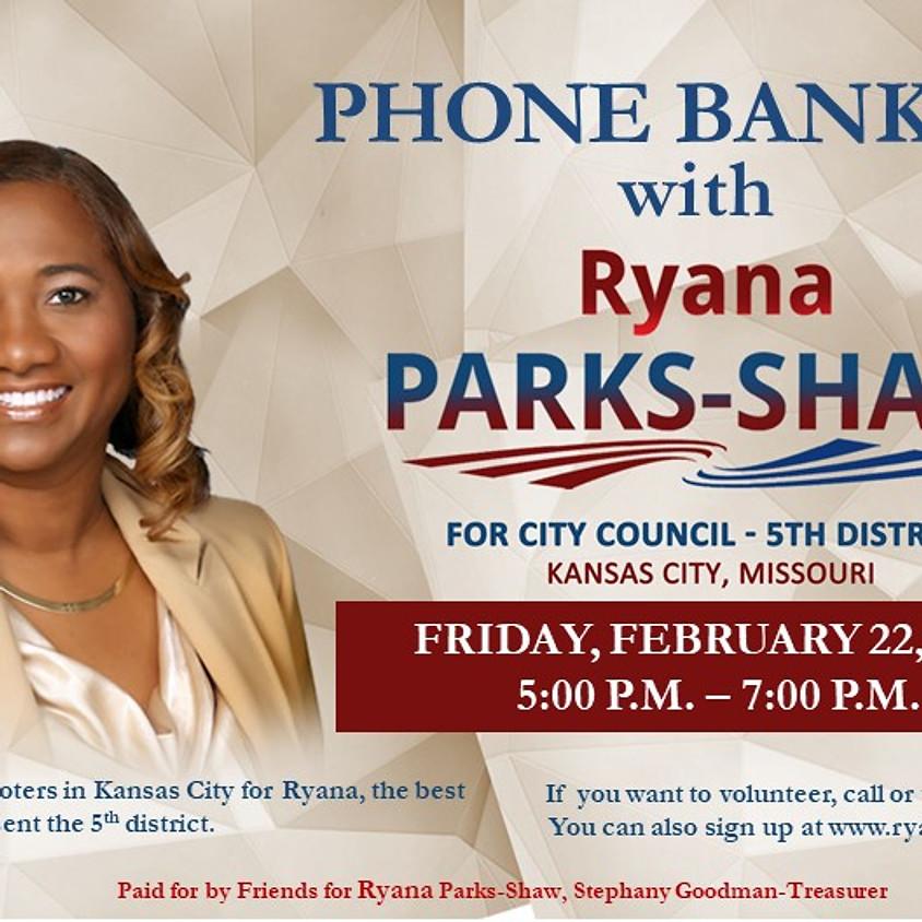 Phone Banking with Team Ryana