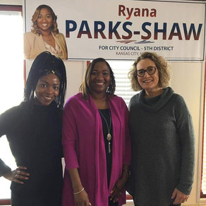 Ryana Parks-Shaw's Campaign Kickoff was a Success!