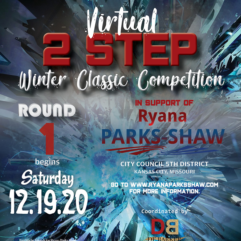 CONTESTANT INFO 2 Step Winter Classic Competition