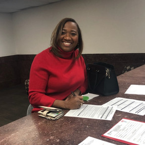 Ryana Parks-Shaw files for City Council