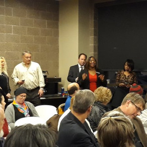 Ryana Parks-Shaw Attended the South Kansas City Alliance General Meeting