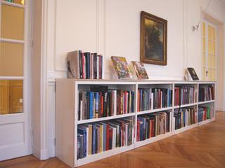 La bibliothèque de la Fondation Custodia