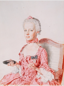 Liotard à la Royal Academy de Londres