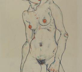 Egon Schiele : The Radical Nude au Courtauld Institute