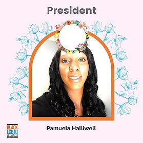 Pamuela Halliwell (she/her)