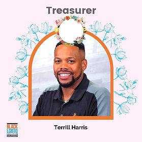 Terrill Harris (he/him)