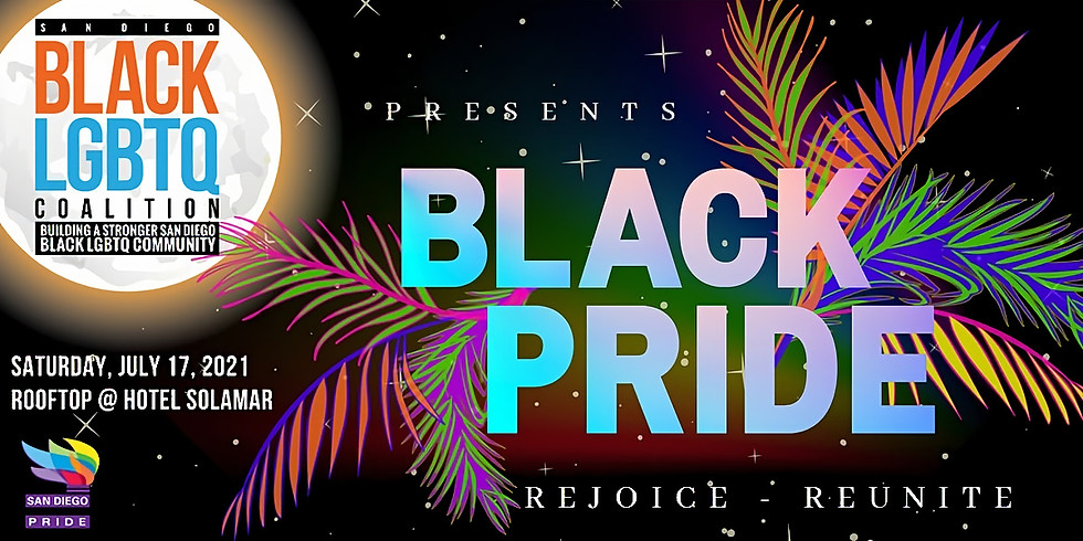BLACK PRIDE - AN ALL DAY EVENT