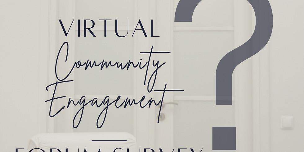 Virtual Engagement Forum